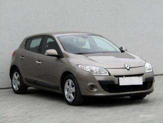 Soukromý prodej auta Renault Mégane rok 2010 - 135000 Kč, prodej i na splátky.