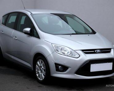 Soukromý prodej auta Ford C-MAX rok 2011 - 245000 Kč, prodej i na splátky.
