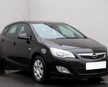 Soukromý prodej auta Opel Astra rok 2010 - 130000 Kč, prodej i na splátky.
