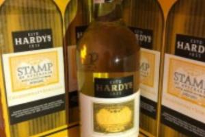 Do 31.12.2018 Výběrové řízení na prodej souboru vína Hardys. Prodej nejvyšší nabídce.