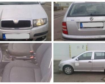 Do 7.1.2019 Výběrové řízení na prodej automobilu Škoda Fabia, kombi. Minimální kupní cena 28.851 Kč.