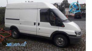 Do 8.1.2019 Úřední prodej státního majetku - dodávka Ford Transit, cena 40.000 Kč. Zapojte se do Války skladů českých úřadů.