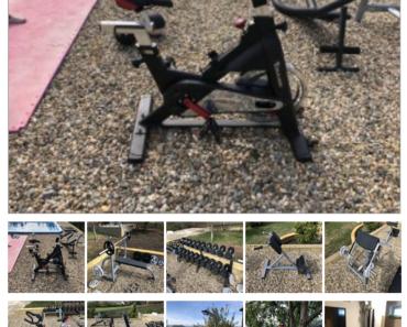 Do 12.12.2018 Výběrové řízení na prodej souboru vybavení pro fitness. Prodej nejvyšší nabídce.