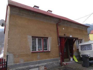 12.12.2018 Dražba domu. Tato nemovitost leží v okrese Děčín. Vyvolávací cena 74 000 Kč, (ID: 387726)