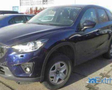 Do 21.1.2019 Insolvenční aukce automobilu Mazda CX 5 2,2 D AWD SKYACTIVE, vyvolávací cena 99.000 Kč. ID nabídky 442328