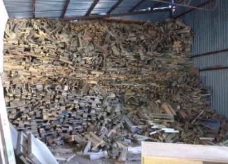 Do 26.1.2019 Výběrové řízení na prodej topného dřeva. Prodej nejvyšší nabídce.