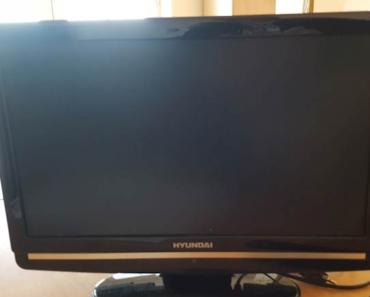 Do 8.2.2019 Aukce televizoru Hyundai. Vyvolávací cena 400 Kč.