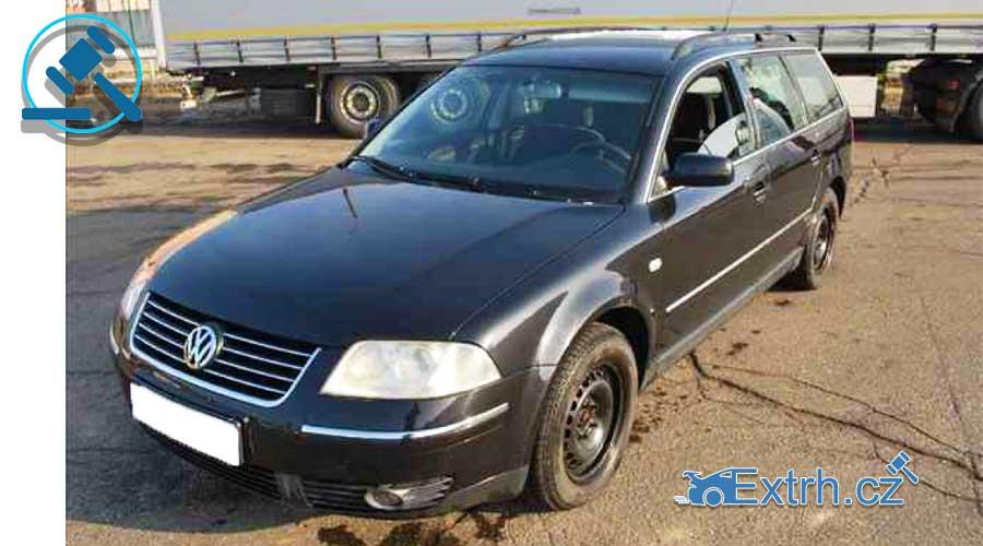 Do 21.1.2019 Insolvenční aukce automobilu Volkswagen Passat VARIANT 2,0I COMFORLINE, vyvolávací cena 27.000 Kč. ID nabídky 442735