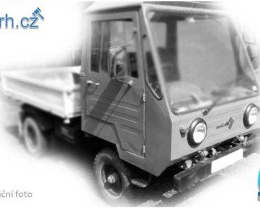 Do 31.1.2019 Výběrové řízení na prodej Multicaru M 2510. Minimální cena 10.000 Kč. Prodej nejvyšší nabídce.