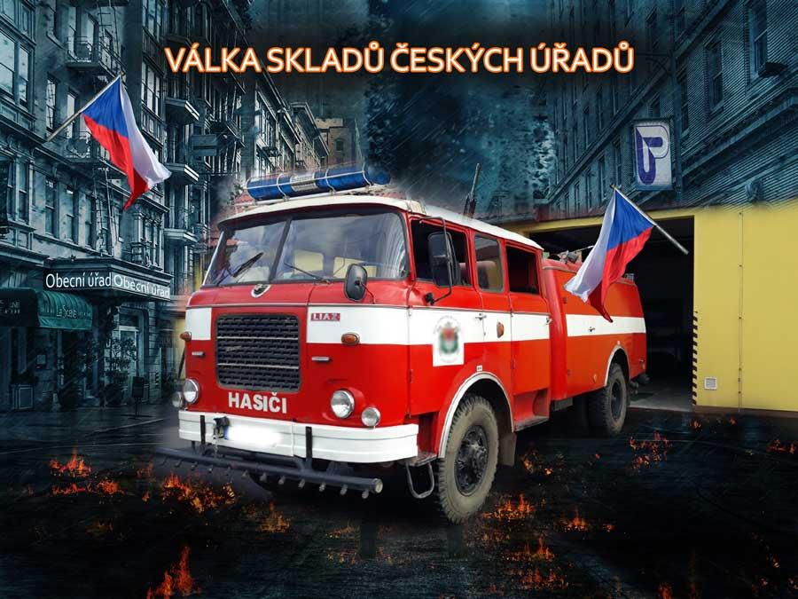 Do 30.1.2019 Výběrové řízení na prodej nákladního automobilu požární cisterna 706, CAS 25. Min. kupní cena 25.000 Kč, ID444636