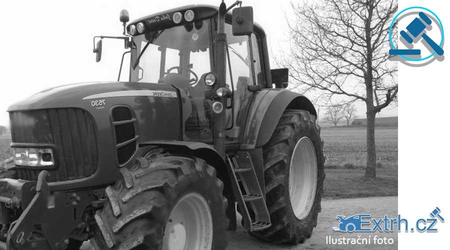 Do 1.2.2019 Výběrové řízení na prodej traktoru kolový traktor s příslušenstvím John Deere 7530 Premium. Min. kupní cena - Kč, ID444632