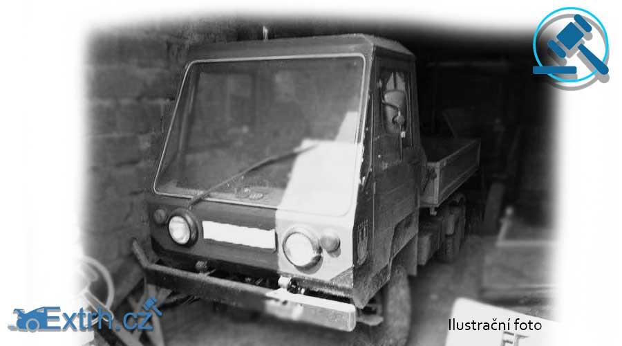 Do 21.1.2019 Výběrové řízení na prodej vozidla Multicar 2510, třístranný sklápěč. Min. kupní cena 30.000 Kč, ID434738
