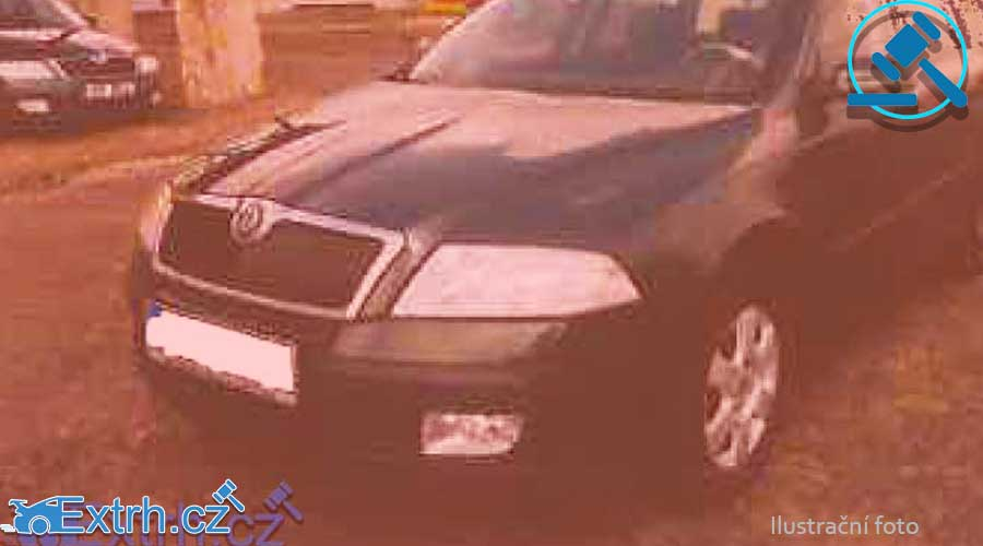 Do 21.1.2019 Výběrové řízení na prodej automobilu Škoda Octavia 1,6i, 2009. Min. kupní cena 120.000 Kč, ID438922