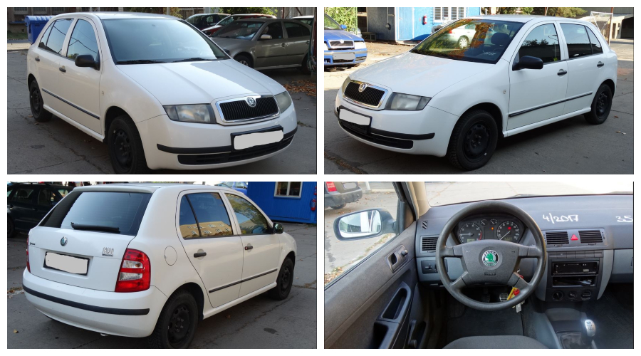 Do 3.2.2019 Aukce automobilu Škoda Fabia 1.4 /5/. Vyvolávací cena 18.800 Kč.