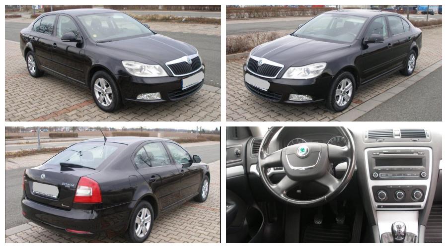 30.1.2019 Aukce automobilu Škoda Octavia 1.6. Vyvolávací cena 30.000 Kč.