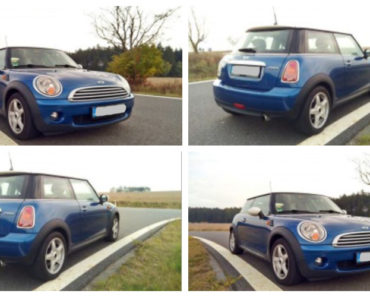 Do 31.12.2019 Výběrové řízení na prodej automobilu Mini Cooper 1.6. Minimální kupní cena 129.000 Kč.
