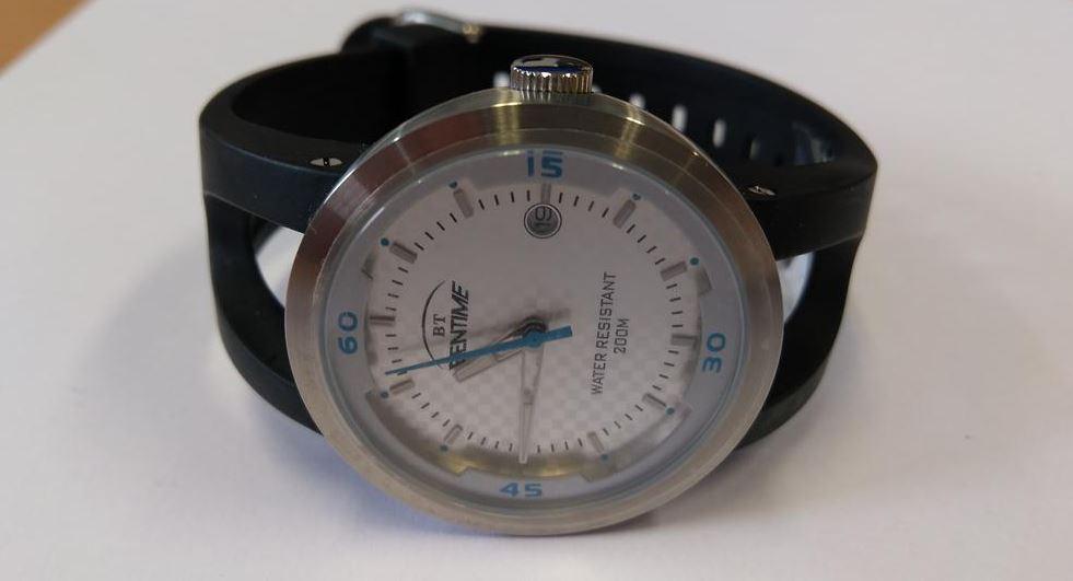 711ff4abc6a 20.3.2019 Dražba pánských náramkových hodinek zn. BENTIME. Vyvolávací cena  100 Kč. Další informace naleznete v popisu dražby níže.