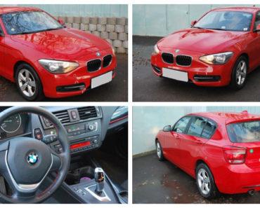 Ukončená Dražba automobilu BMW 116i, vydraženo za 88.000 Kč 