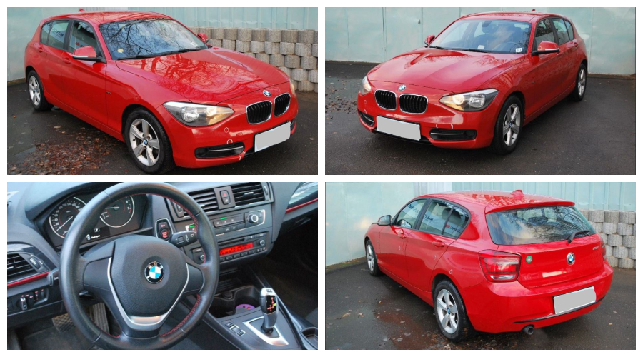 Ukončená Dražba automobilu BMW 116i, vydraženo za 88.000 Kč 🔥