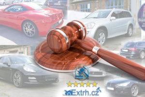 Odhadní ceny automobilů v dražbě vs. realita