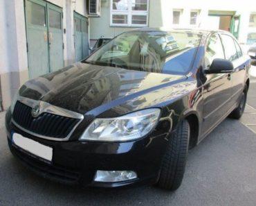 19.6.2019 Dražba automobilu Škoda Octavia, sedan. Vyvolávací cena 33.000 Kč.
