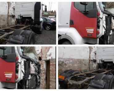 26.6.2019 Dražba nákladního automobilu Renault Premium Route. Vyvolávací cena 10.000 Kč.