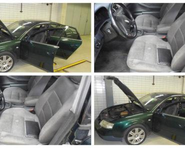 Do 13.6.2019 Aukce automobilu Audi A6. Vyvolávací cena 46.000 Kč, ID579520