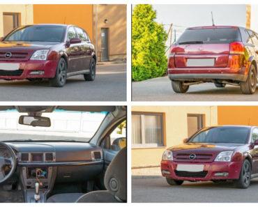 21.6.2019 Dražba automobilu Opel Signum. Vyvolávací cena 13.000 Kč.