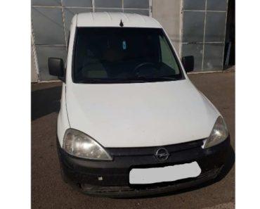 31.7.2019 Dražba automobilu Opel combo C-VAN 1.4. Vyvolávací cena 19.000 Kč, ID580130