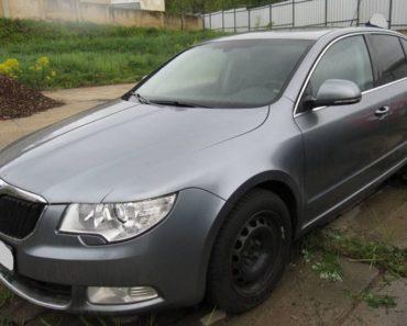 Do 21.6.2019 Aukce automobilu Škoda Superb 2.0 TDi. Vyvolávací cena 80.000 Kč.