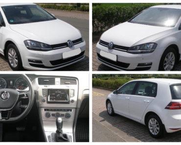 20.6.2019 Dražba automobilu Volkswagen Golf. Vyvolávací cena 90.000 Kč, ID575907