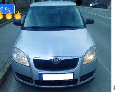 Dražba automobilu Škoda Fabia Combi, vydraženo za 30.200 Kč ⭐️⭐️⭐️