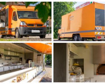 21.6.2019 Dražba automobilu Renault Master Camion Pizza. Vyvolávací cena 150.000 Kč.