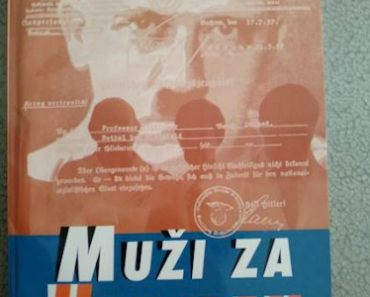 Do 27.6.2019 Aukce knihy Muži za Hitlerem. Vyvolávací cena 20 Kč.