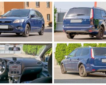 21.6.2019 Dražba automobilu Ford Focus, benzin. Vyvolávací cena 40.000 Kč.