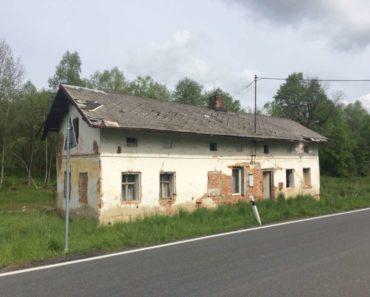 Do 12.7.2019 Výběrové řízení na prodej nemovitosti (Rodinný dům k demolici). Min. kupní cena 35.000 Kč, ID580597