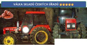 Do 18.7.2019 Výběrové řízení na prodej traktoru Zetor 6340. Min. kupní cena 92.400 Kč, ID580129