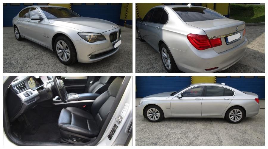 Zisková Dražba BMW 730D – vydraženo za 160.000 Kč  – ušetřeno 225.000 Kč