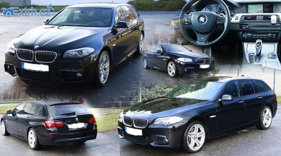 Zisková dražba auta BMW 530d Touring xDrive – vydražitel ušetřil krásných 122.000 Kč