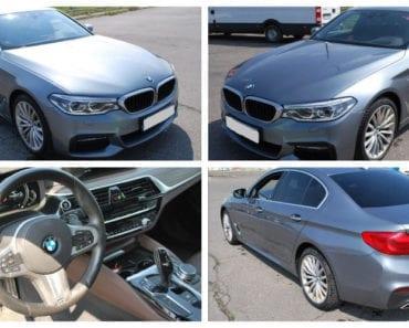 3.8.2019 Dražba automobilu BMW 530D XDRIVE. Vyvolávací cena 980.000 Kč, ➡️ ID603724