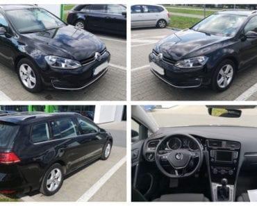 Do 25.7.2019 Aukce automobilu VW Golf VII Variant  2.0 TDI. Vyvolávací cena 369.000 Kč, ➡️ ID608560