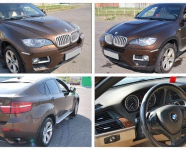 3.8.2019 Dražba automobilu BMW X6 XDRIVE 40D. Vyvolávací cena 600.000 Kč, ➡️ ID603775
