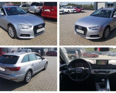 Do 25.7.2019 Aukce automobilu Audi A4 Avant 2.0 TDI. Vyvolávací cena 586.000 Kč, ➡️ ID608546
