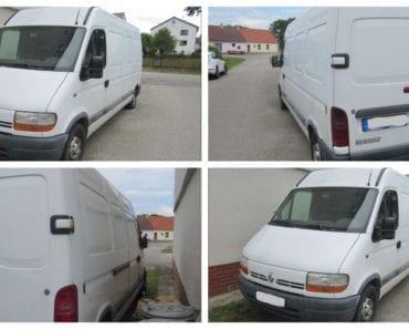 Do 17.8.2019 Výběrové řízení na prodej nákladního automobilu Renault Master T 35 2,8 DTI. Min. kupní cena 34.000 Kč, ➡️ ID606864
