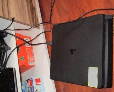 4.9.2019 Dražba elektroniky (Sony PSP 4 + DO). Vyvolávací cena 1.100 Kč, ➡️ ID608032