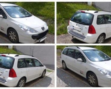 Do 2.8.2019 Výběrové řízení na prodej automobilu Peugeot 307 SW 1.6. Min. kupní cena Nejvyšší nabídka Kč, ➡️ ID607907