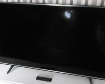 14.8.2019 Dražba televizoru LG. Vyvolávací cena 2.500 Kč.