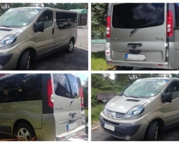 7.8.2019 Dražba automobilu Renault Trafic. Vyvolávací cena 120.000 Kč, ➡️ ID597191