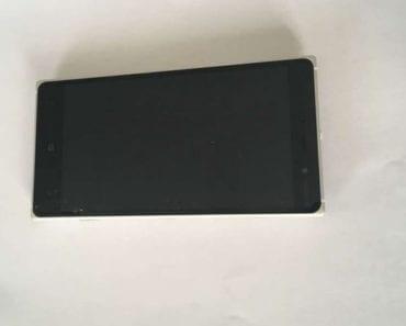 Do 5.8.2019 Výběrové řízení na prodej mobilního telefonu (Nokia Lumia 830). Min. kupní cena Nejvyšší nabídce Kč, ➡️ ID607235