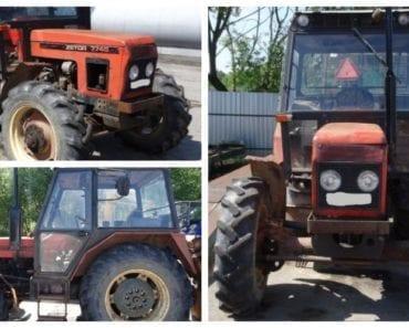Do 29.8.2019 Výběrové řízení na prodej traktoru Zetor 7745. Min. kupní cena 135.500 Kč, ➡️ ID602854